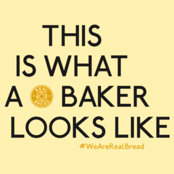 This Is What A Baker Looks Like - Natural colour apron Design